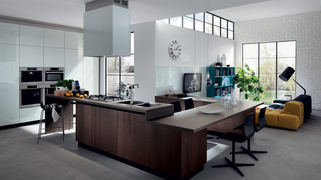 cucine moderne scavolini torino