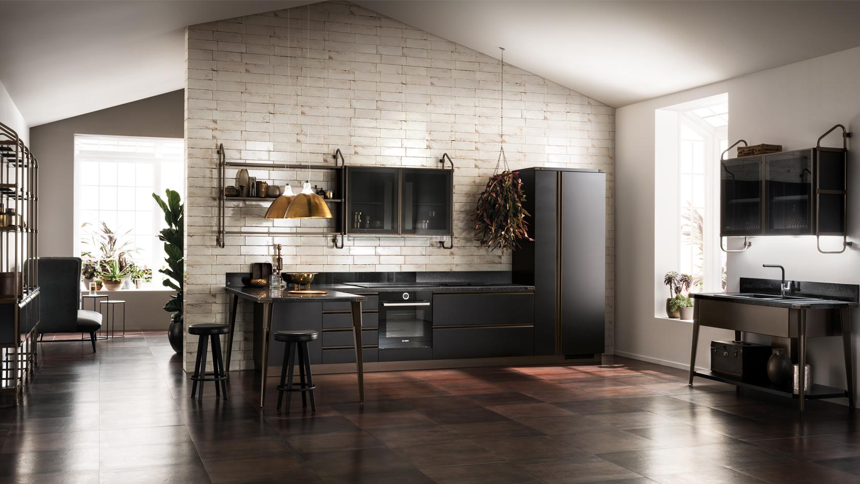 Cucine moderne scavolini torino arredamenti quaglio for Cucine design torino
