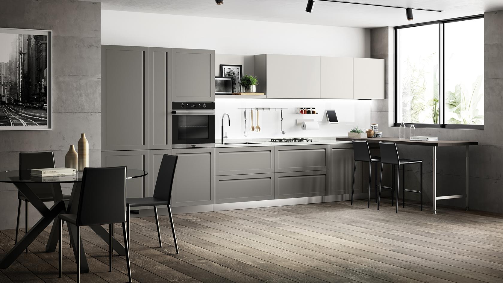 Cucine moderne Scavolini Torino - Arredamenti Quaglio