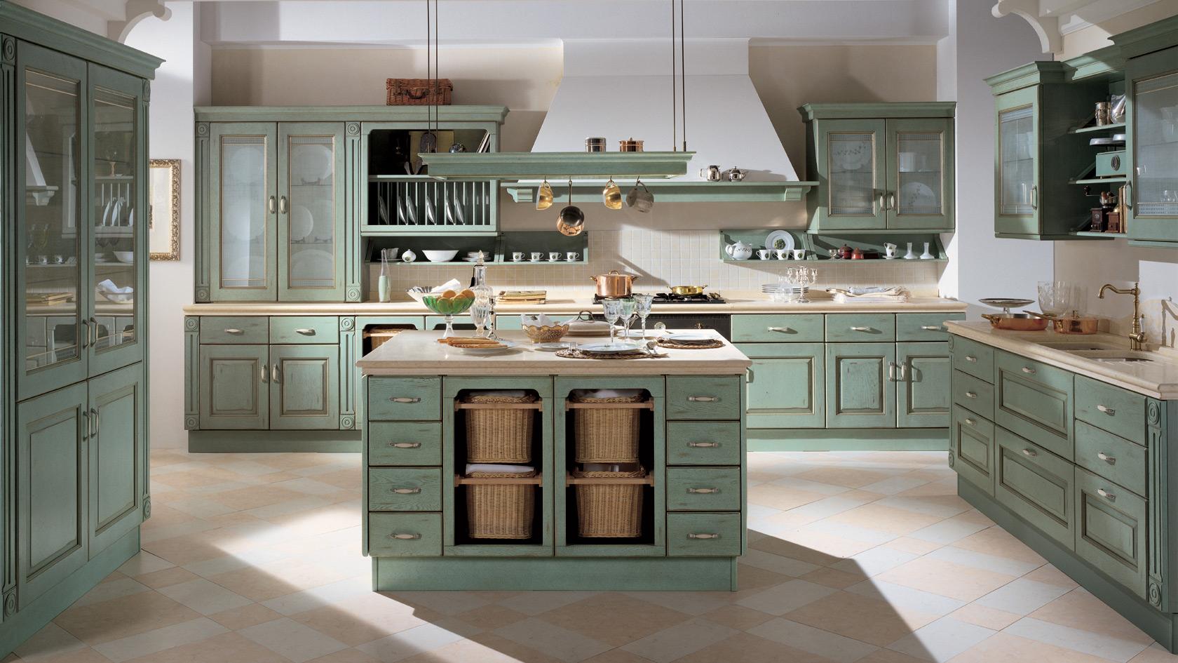 Cucine classiche Scavolini Torino - Arredamenti Quaglio